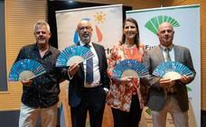 Fundación Unicaja y Hogar Abierto presentan la campaña 'Abanico 2019'