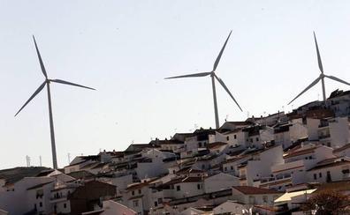 Endesa iniciará en julio las obras de su sexto parque eólico en la provincia de Málaga