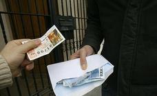 Dos detenidos en Málaga por estafar más de 17.000 euros mediante el timo del 'tocomocho'