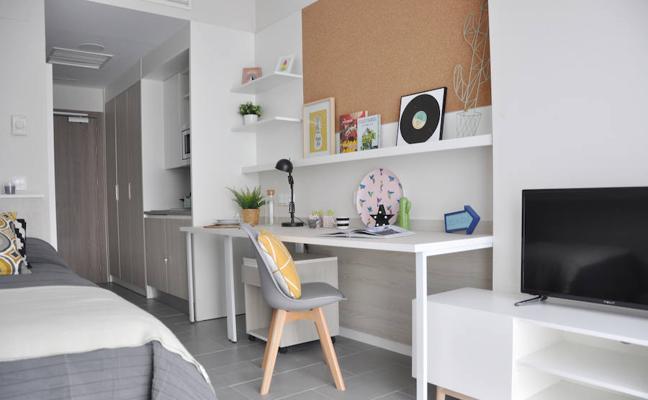 Resa abre una nueva residencia universitaria en Málaga