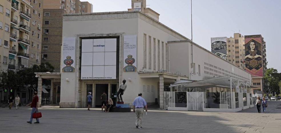 El Ayuntamiento adjudica la gestión del CAC Málaga y deja en el aire su programación en verano