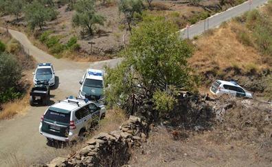 La Guardia Civil amplía el área de búsqueda de la joven desaparecida en Arenas
