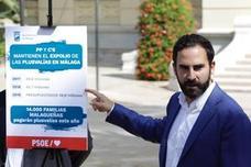 El PSOE denuncia que el Ayuntamiento de Málaga recaudará más este año por plusvalías
