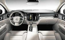 Volvo S60, gasolina e híbridos desde Estados Unidos