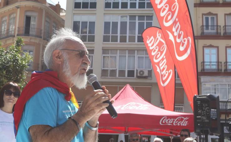 Málaga acude a la llamada de ayuda del Padre Cacho por Venezuela