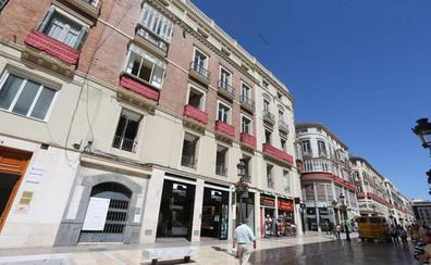 La cadena Vincci prevé abrir el hotel de calle Larios en la primavera de 2021