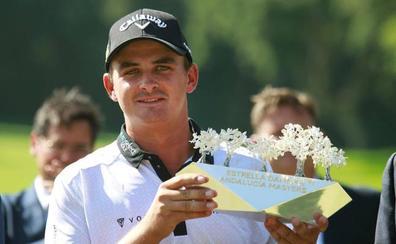 El Andalucía Masters ve nacer a una nueva estrella del golf mundial