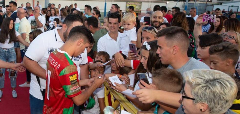 El campo de fútbol-3 de Tiro de Pichón ya luce el nombre de Brahim