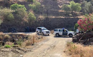 La Guardia Civil vuelve al Castillo de Bentomiz en busca de pistas sobre Dana Leonte