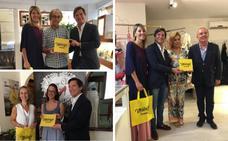 Las firmas malagueñas Teressa Ninú, Hago y LucyClip reciben el distintivo de Málaga de Moda
