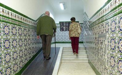 La Junta ofrece hasta 17.000 euros para obras de accesibilidad en viviendas
