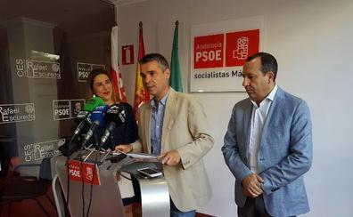 El PSOE denuncia el abandono de Marbella y San Pedro en los presupuestos de la Junta