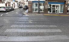 Foto denuncia: pasos de peatones que necesitan un repintado
