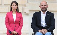 Susana Carillo y Raúl López, los ediles con más patrimonio del Ayuntamiento