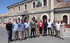 Alcaldes de Ronda y la comarca denuncian el mal estado de los trenes entre Algeciras y Bobadilla