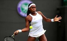 Cori Gauff, la nueva promesa del tenis que con solo 15 años ganó a Venus Williams