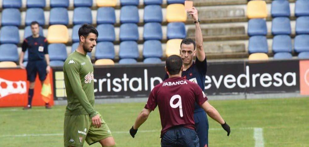 El árbitro malagueño Domínguez Cervantes desciende a Segunda B