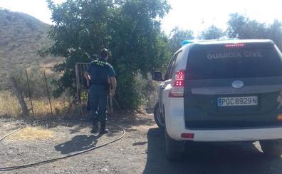 La Guardia Civil prosigue con las tareas de búsqueda de la joven desaparecida en Arenas