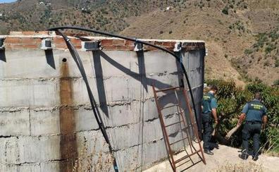 Revisan depósitos de agua en la búsqueda de la joven desaparecida en Arenas