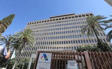 Hacienda contrata las obras previas para reformar su sede en Málaga