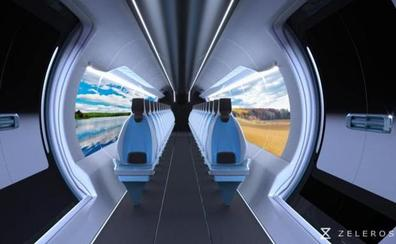 Quince entidades participan en el grupo para estandarizar el tren Hyperloop de Zeleros