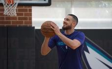 Francis Alonso no estará en la Liga de Verano de la NBA