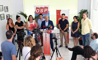 OSP diseña una nueva ejecutiva de la que sale Rafael Piña