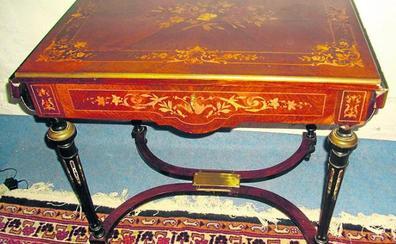 La mesa donde murió la República española