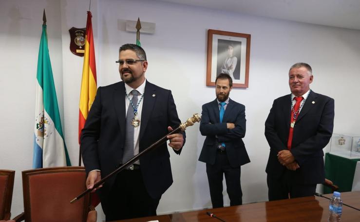 Pleno de constitución del Ayuntamiento de Mijas