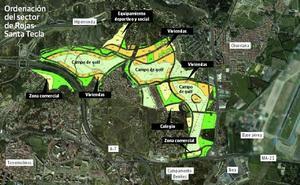 La sierra de Churriana encara la construcción de 3.500 nuevas viviendas y un gran campo de golf