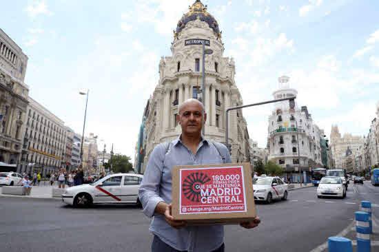 Un juzgado reactiva Madrid Central para evitar que suba la contaminación
