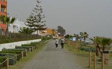Rincón de la Victoria y Nerja quieren reactivar la ejecución de sus paseos marítimos