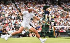 Nadal se despeja el camino en Wimbledon