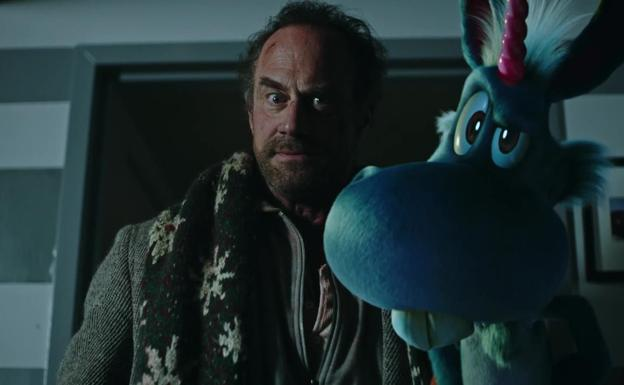 Christopher Meloni, en el papel de Nick Sax./