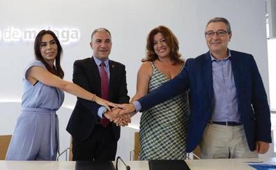 Ciudadanos asumirá la vicepresidencia primera, Empleo, Educación, Deportes y Juventud en la Diputación