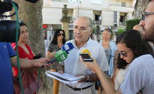 Piden que se agilice el proyecto para crear un acceso peatonal al hospital de la Serranía