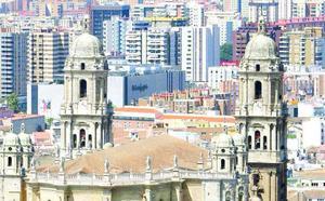 El Obispado trabaja ya en el diseño de una cubierta para la Catedral de Málaga