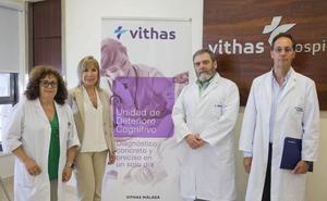 Vithas Parque San Antonio abre una unidad que diagnostica el deterioro cognitivo en tres horas