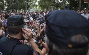 Ciudadanos lleva a la Fiscalía el acoso a sus dirigentes en el desfile del Orgullo
