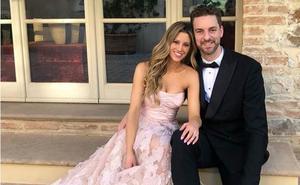 Pau Gasol se casa en San Francisco