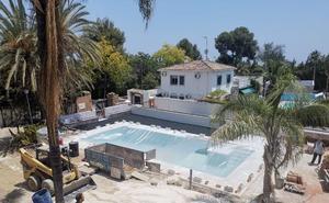 El centro de apoyo para niños con necesidades especiales de Marbella concluye la fase de obras