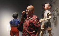 Así es la exposición retrospectiva de Jim Dine en el Pompidou Málaga
