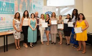 El curso de camarera de pisos realizado por Bancosol consigue un 50% de inserción sociolaboral