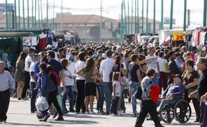 Sorprendido vendiendo munición de armas de fuego en el rastro de Cortijo de Torres