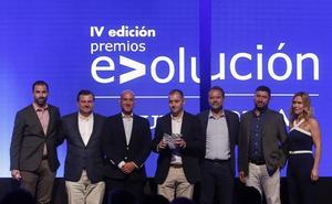 En vídeo, la entrega de los IV Premios Evolución a empresas líderes en tecnología