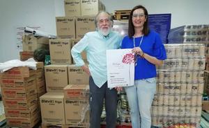 Preparan un nuevo reparto de alimentos a familias con necesidades