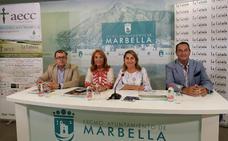 Ana Obregón y Boris Izaguirre presentarán la gala contra el cáncer en Marbella el 4 de agosto
