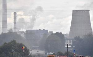 Al menos un muerto y 13 heridos en un incendio en una central eléctrica de Moscú