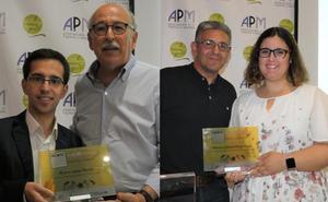 La Asociación de la Prensa premia los mejores expedientes de Periodismo y Comunicación Audiovisual