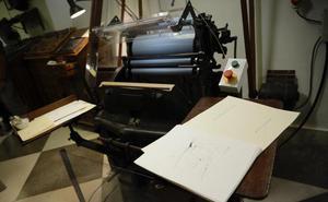 Los 'Sonetos' de Manuel Alcántara dan paso a una nueva etapa de la Antigua Imprenta Sur